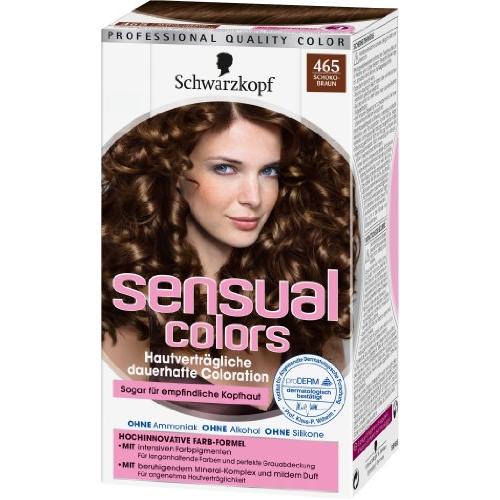 Schwarzkopf Sensual Colors 465 Ecarf Siegel